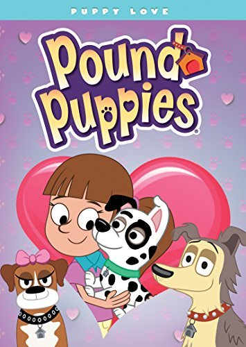 Pound Puppies Puppy Love DVD