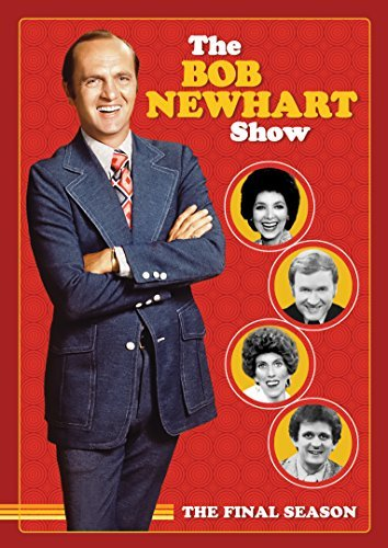 Bob Newhart Show Season 6 Final Season DVD