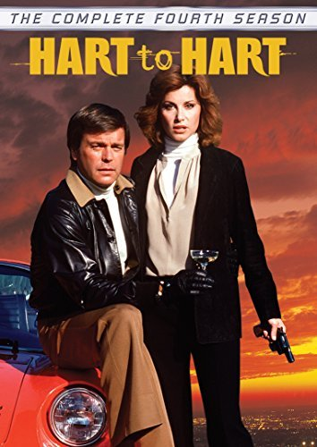 Hart To Hart Season 4 DVD