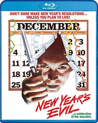 New Year's Evil Kelly Niven Blu Ray R