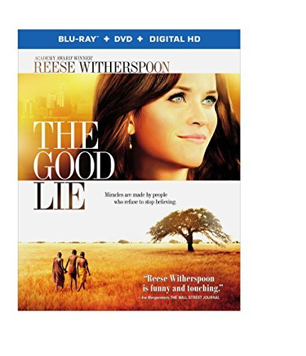 Good Lie Witherspoon Oceng Duany Blu Ray DVD Pg13
