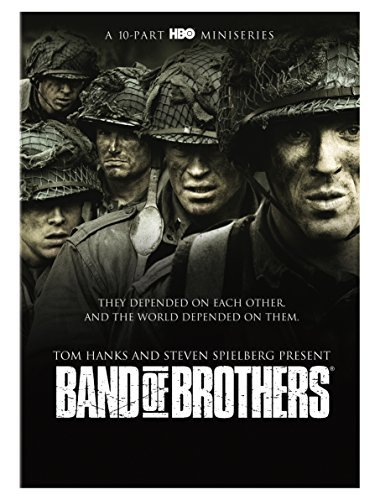 Band Of Brothers Band Of Brothers DVD Band Of Brothers