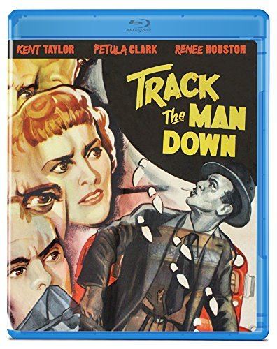 Track The Man Down Taylor Clark Houston Blu Ray Nr