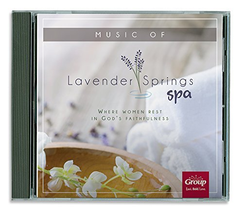 Group Publishing Music Of Lavender Springs Spa CD None To Be Use