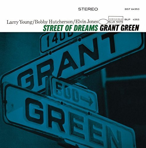 Grant Green Street Of Dreams Lp