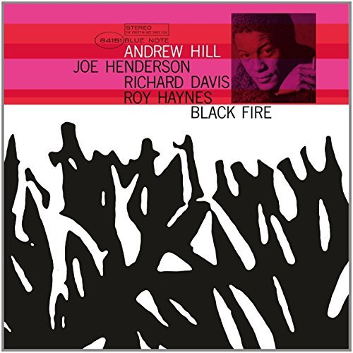 Andrew Hill Black Fire Lp