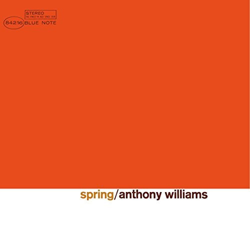 Anthony Williams Spring Lp