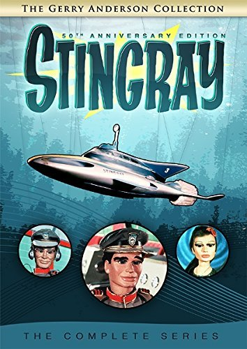 Stingray Complete Series DVD