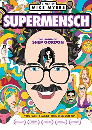 Supermensch The Legend Of Shep Gordon Shep Gordon DVD R