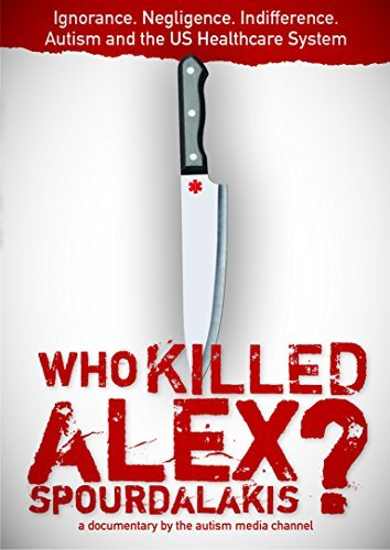 Who Killed Alex Spourdalakis Who Killed Alex Spourdalakis