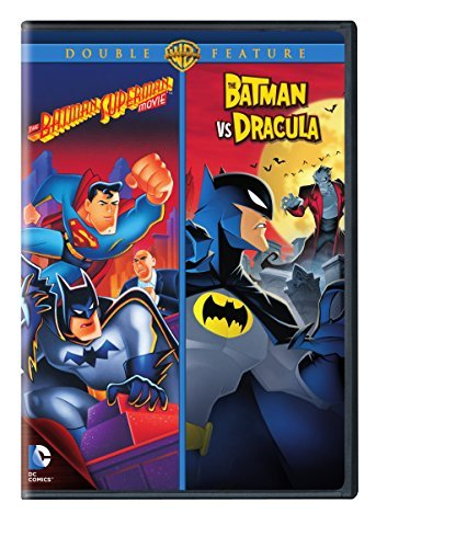 Batman Double Feature DVD Nr