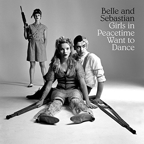 Belle & Sebastian Girls In Peacetime Want To Dance 4 Lp Set