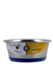 Durapet Bowl 0.75pint Durapet Stainless Steel Bowl 0.75 Pint Ea