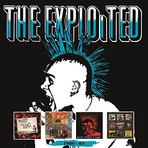 Exploited 1980 83 4 CD