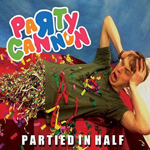 Party Cannon Partied In Half