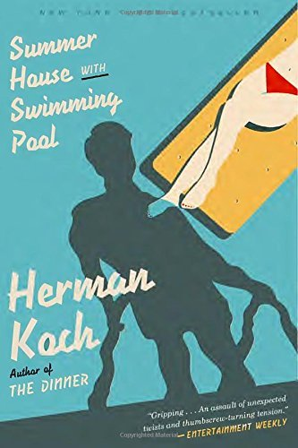 Herman Koch Summer House With Swimming Pool