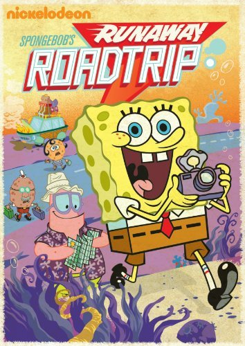 Spongebob Squarepants Runaway Roadtrip DVD Nr