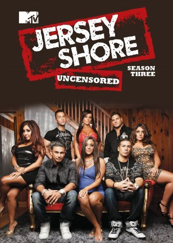 Jersey Shore Season 3 DVD