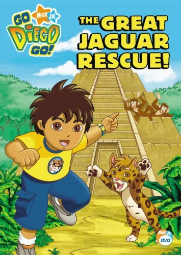 Great Jaguar Rescue Go Diego Go! Nr