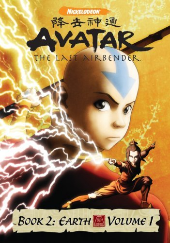Avatar The Last Airbender Vol. 1 Book 2 Earth Clr Nr