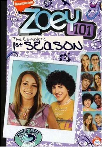 Zoey 101 Season 1 DVD