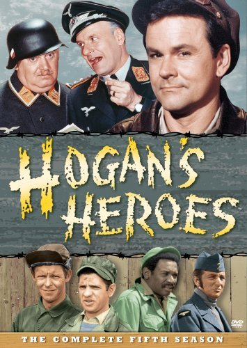Hogan's Heroes Season 5 DVD