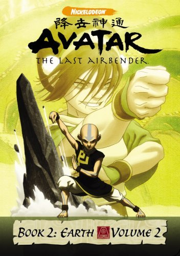 Vol. 2 Book 2 Earth Avatar The Last Airbender Nr