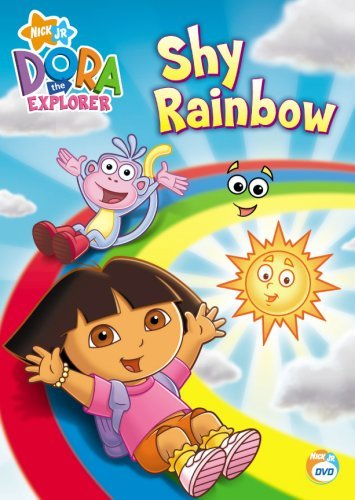 Shy Rainbow Dora The Explorer Nr
