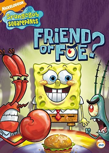 Spongebob Squarepants Friend Or Foe Clr Nr