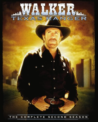 Walker Texas Ranger Season 2 DVD