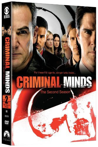 Criminal Minds Season 2 DVD Season 2