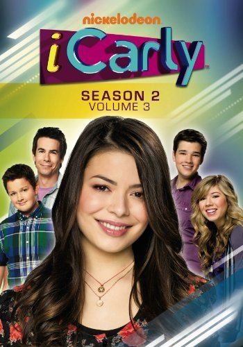 Icarly Season 2 Volume 3 DVD Nr 3 DVD