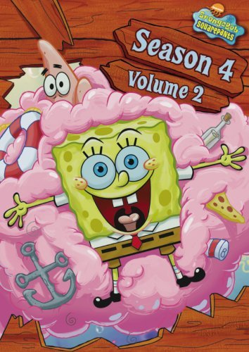 Spongebob Squarepants Vol. 2 Season 4 Clr Nr 2 DVD