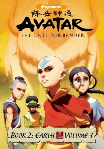 Vol. 3 Book 2 Earth Avatar The Last Airbender Nr