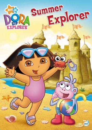 Summer Explorer Dora The Explorer Nr