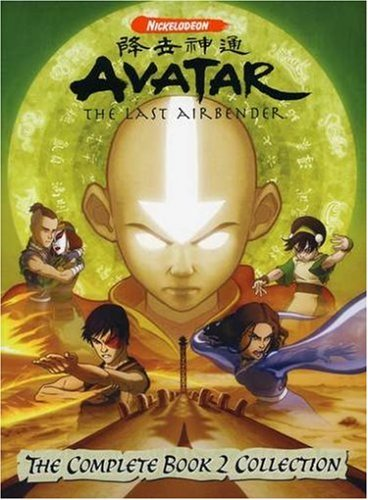 Complete Book 2 Avatar The Last Airbender Nr 5 DVD