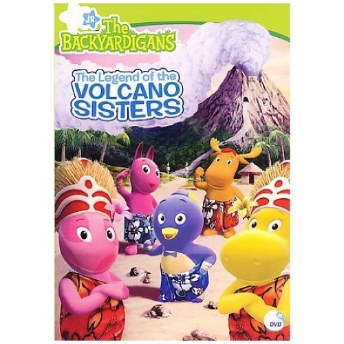 Legend Of The Volcano Sisters Backyardigans Nr