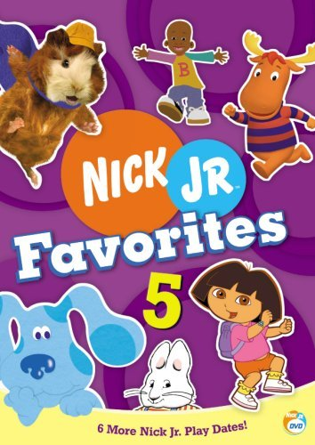 Vol. 5 Nick Jr. Favorites Nr