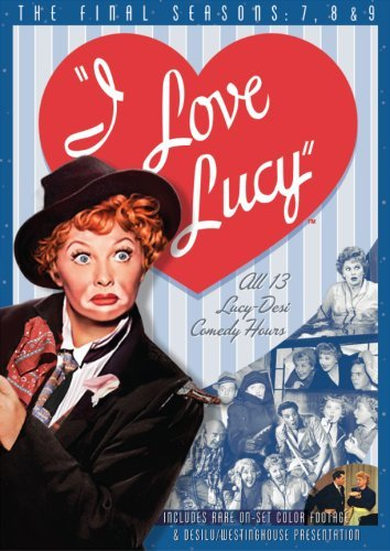 I Love Lucy Seasons 7 9 Clr Nr 4 DVD