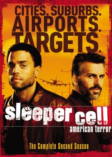 Sleeper Cell American Terror Sleeper Cell American Terror Season 2 Nr 3 DVD