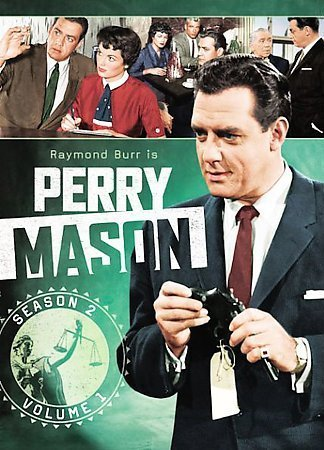 Perry Mason Vol. 1 Season 2 Season 2 Volume 1