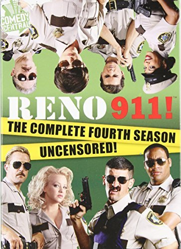 Reno 911 Season 4 DVD Reno 911 Season 4