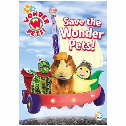 Save The Wonder Pets Wonder Pets Nr