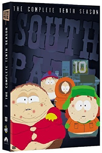 South Park Season 10 DVD Nr
