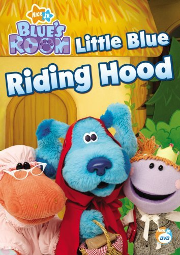 Blue's Clues Blue's Room Little Blue Riding Hood Nr