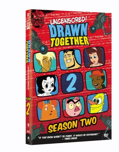 Drawn Together Drawn Together Season 2 Drawn Together Season 2