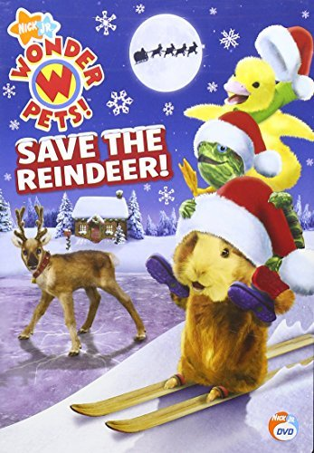 Save The Reindeer Wonder Pets Nr