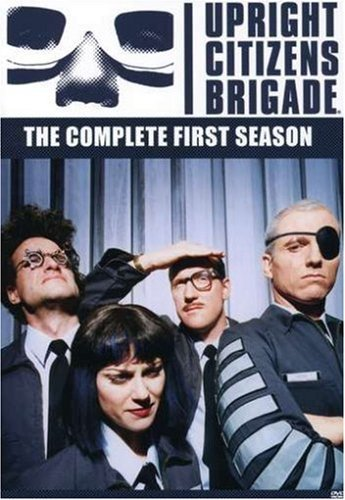 Upright Citizens Brigade Upright Citizens Brigade Seas Season 1 Nr 2 DVD