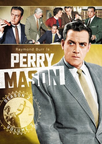 Perry Mason Vol. 2 Season 2 Season 2 Volume 2