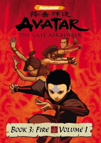 Vol. 1 Book 3 Fire Avatar The Last Airbender Nr